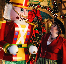 Holidays Around the World at Epcot November 24-December 30, 2017